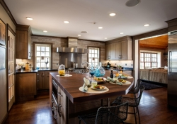 Hershey PA Transitional Kitchen