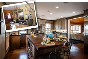 Hershey Contemporary Kitchen Transformation